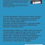 Libro di Giovanna M. carli - La natività arte medioevo rinascimento - retro copertina