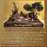 2019-09 |28/29 Settembre e 5/6 Ottobre| Corso di presepismo a Bologna
