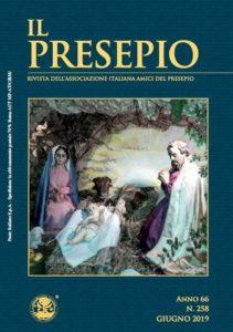 copertina rivista - il presepio 258 - giugno 2019