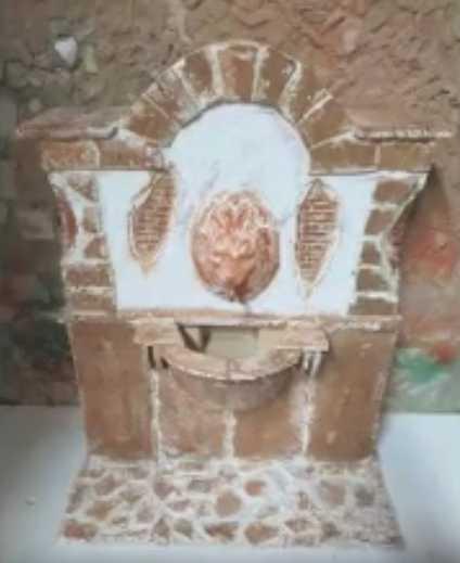 vincezo papalia - fontana presepe napoletano 700 - video tutorial