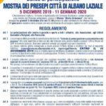 Museo Civico Albano Laziale - mostra 2019_risultato