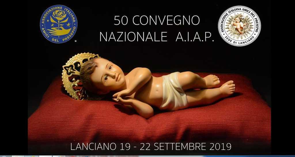 invito a Lanciano 2019 - 50° Convegno Nazionale