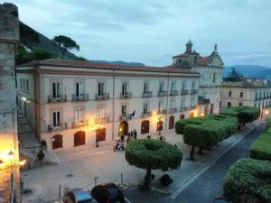Location del corso (ex Palazzo Armieri) Venafro