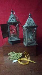 lanterne in miniatura di a. malacario