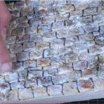 Video tutorial: muro di pietre in polistirene