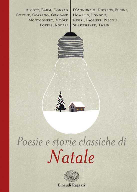 Copertina libro - storie classiche di natale