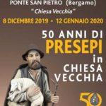 2019-12  08 Dicembre – 12 Gennaio  Mostra a Ponte San Pietro