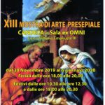 2019-11 |30 Novembre – 06 Gennaio| Mostra Sede AIAP di Candela