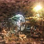 Presepio e diorama di Manuel Giovannini
