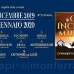 """""""Oro incenso e Mirra – Presepi nel Monferrato"""" IV edizione"""