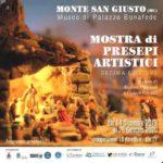 X Mostra di presepi artistici di Andrea Pistolesi