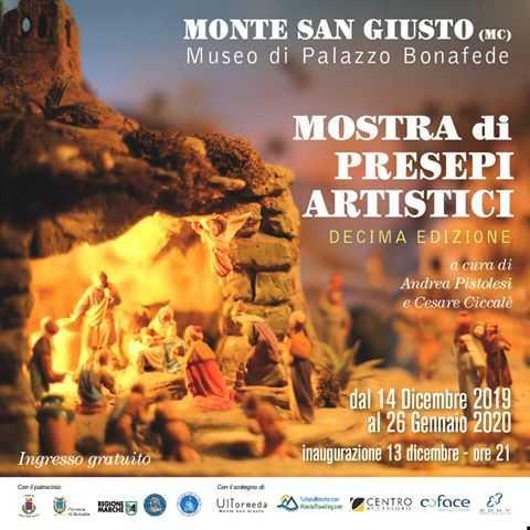 Andrea Pistolesi - X Mostra - Monte San Giusto MC 2019
