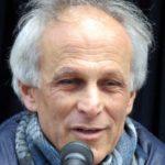 Il maestro presepista Antonio Pigozzi (foto di Clorinda Rondini)