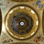 Sant'Andrea della Valle - Roma - interno cupola
