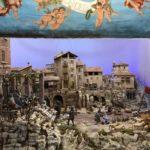 Roma, inaugurato il presepio in Santa Maria in Via