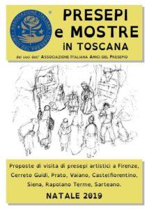 libretto toscana 2019 - mostre e presepi