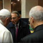 "Papa Francesco, visita a sorpresa ""100 Presepi"""