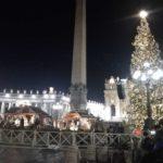 A San Pietro, in arrivo l'albero ed il presepe