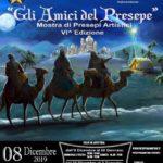 Locandina mostra 2019-11-25 - Valmontone - Gli Amici del Presepe