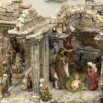 La mostra di presepi a Santa Croce di Magliano