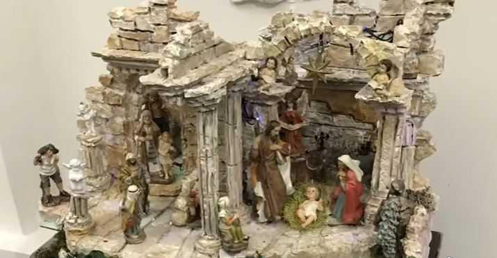 Santa croce di magliano - mostra presepi 2019 - tg molise