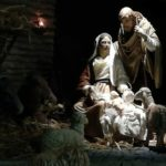 presepio santa maria regina apostoli - natale 2019 Roma