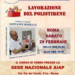 Al via i corsi di presepismo a Roma del 2020