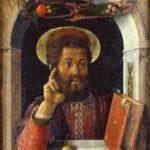 San Marco evangelista - Andrea Mantegna