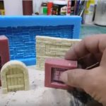 video tutorial stampi in gomma - mistral fantasy world