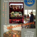 Corso di Ermanno Caringi sulla lavorazione della cera