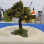 Mistral fantasy World - albero fil di ferro - tutorial