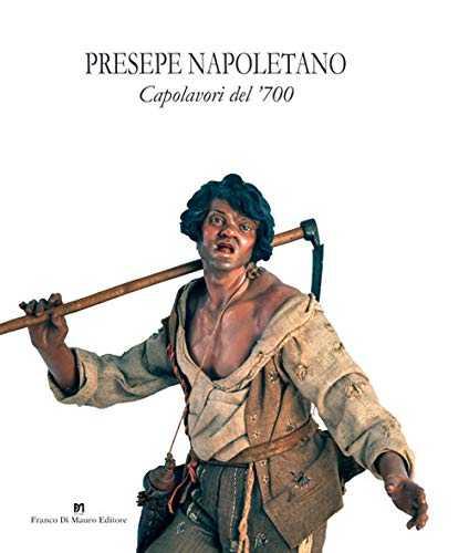 copertina libro - Presepe napoletano capolavori del 700
