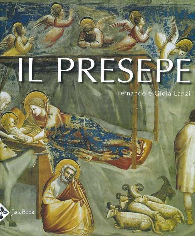 copertina libro - il presepe - fernando e gioia lanzi