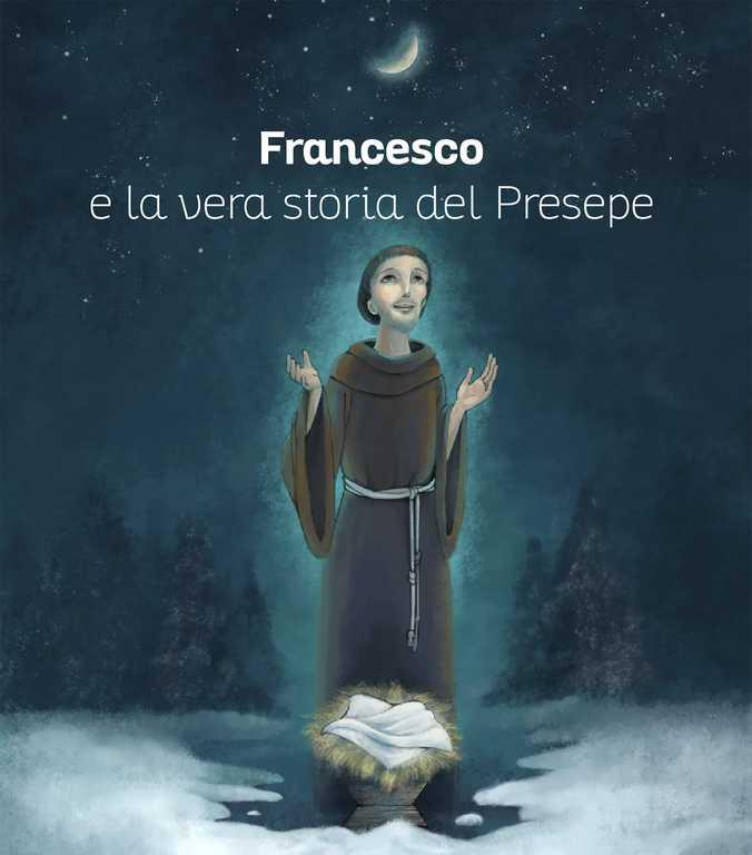 Francesco e la vera storia del presepe - copertina libro