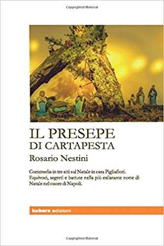 libro presepe cartapesta - Rosario Nestini