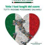 """Al via la 10° edizione del censimento FAI """"I luoghi del cuore """""""