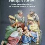 copertina libro presepi e pastori dalmine
