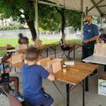 Corso presepistico per bambini della sede AIAP di Cinisello