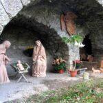 Presepi storici: Eremo di S. Antonio alla Palanzana