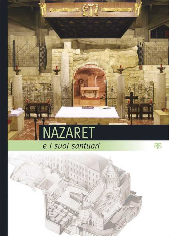 copertina libro Nazarert e i suoi santuari