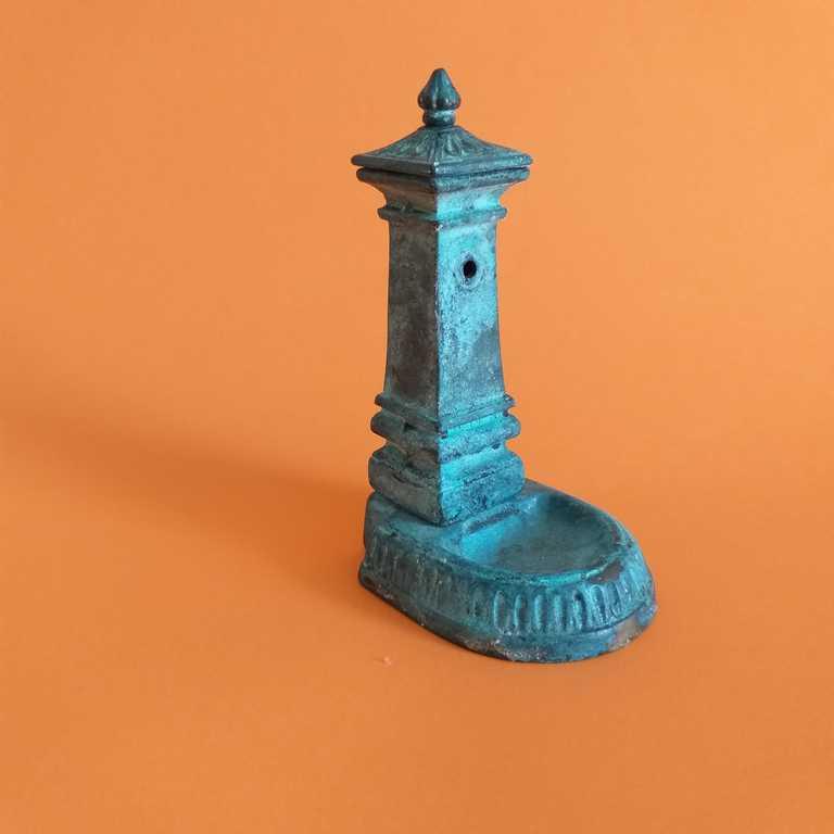 Tutorial fontana stile popolare