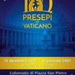 Inaugurata ieri la III ed. della mostra 100 Presepi in Vaticano