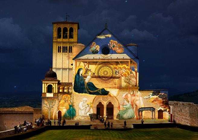 Basilica Assisi - corriere sera.it