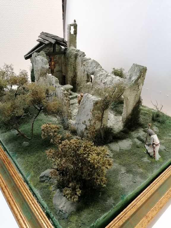 Simo73 diorama san francesco