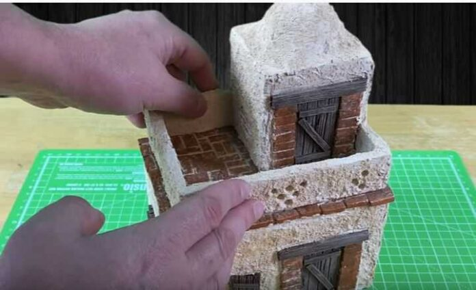 video tutorial - casa palestinese
