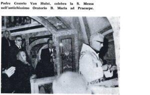 Decennale AIAP 1963 messa