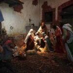 Il Presepe del 2020 di Santa Maria Regina degli Apostoli