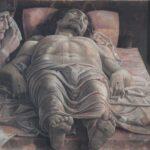 Quando l'arte può ispirare il Presepio: Il Cristo Morto