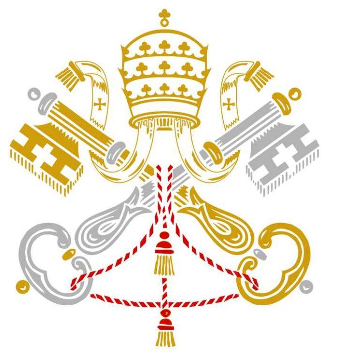 Stemma Santa Sede