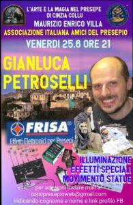 Corso online - Gianluca Petroselli FRISA